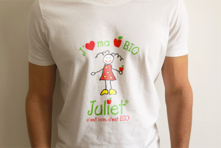 juliet tee shirt