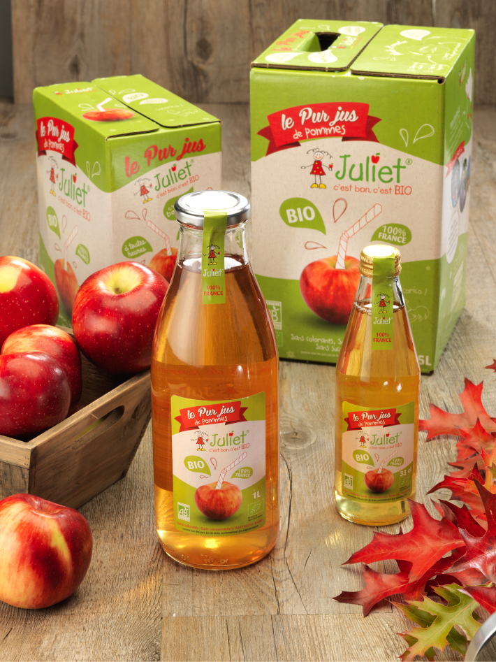 juliet packaging jus