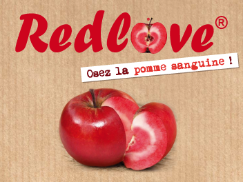 pomme red love