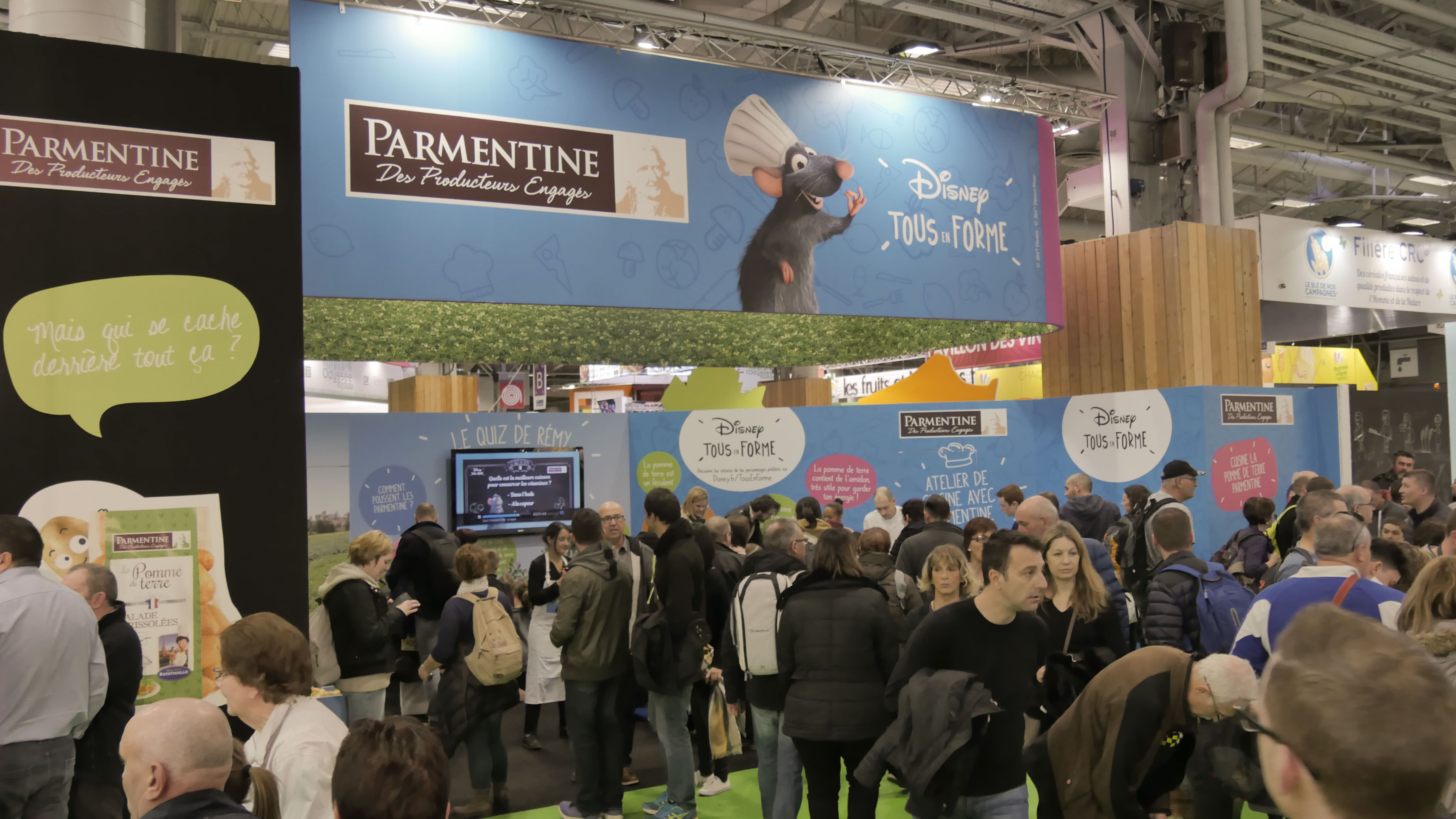 parmentine Salon international de l'agriculture