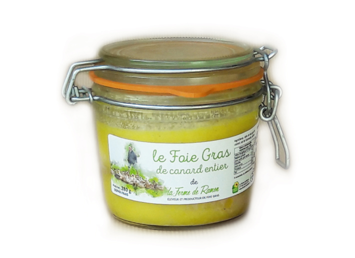 foie gras packaging